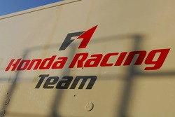 Honda Racing F1 Team logo