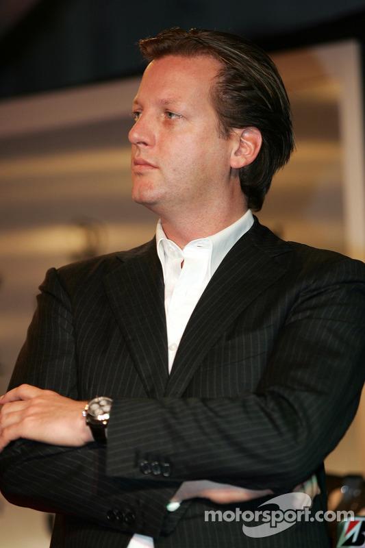 Michiel Mol, Spyker-Ferrari