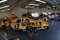 DeWalt Ford garage area