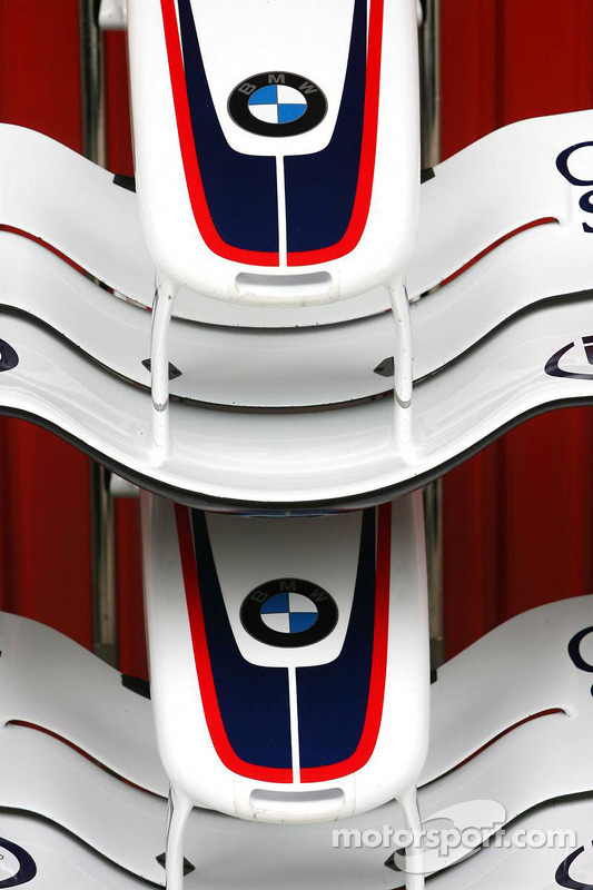 BMW Sauber F1 Team: Detail
