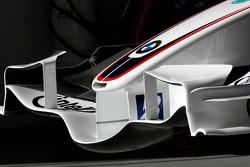 BMW Sauber F1.07: Frontpartie