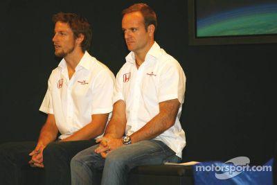 Presentación del Honda F1 Racing livery, Londres, Inglaterra