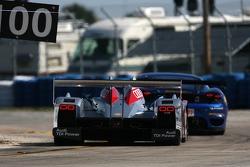 #1 Audi Sport North America Audi R10 TDI Power: Rinaldo Capello, Allan McNish, Tom Kristensen