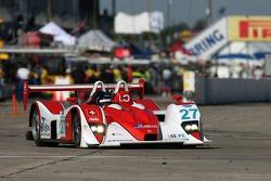 #27 Horag Racing Lola B05-40 Judd: Fredy Lienhard, Didier Theys, Eric van de Poele