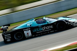 #1 Vitaphone Racing Team Maserati MC 12 GT1: Michael Bartels, Thomas Biagi