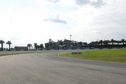 Sepang International Circuit track walk