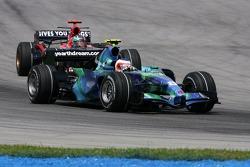 Rubens Barrichello, Honda Racing F1 Team, Vitantonio Liuzzi, Scuderia Toro Rosso