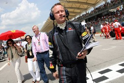 Red Bull Racing team manager Jonathan Wheatley
