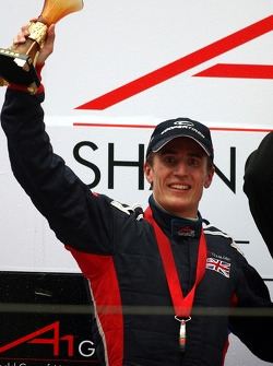 Robbie Kerr, Driver of A1Team Great Britain