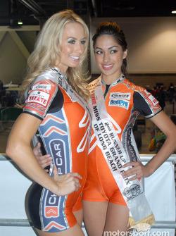 Miss Grand Prix of Long Beach runners-up