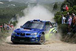 Petter Solberg et Phil Mills