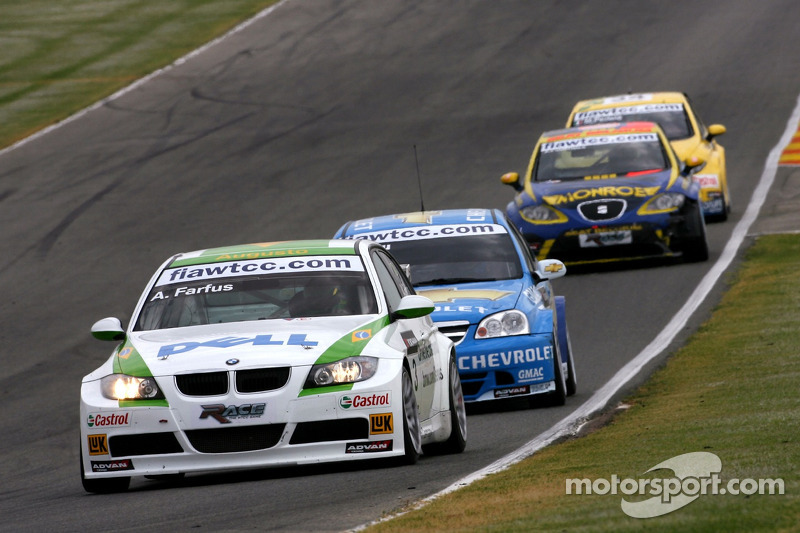 Augusto Farfus, BMW Team Germany, BMW 320si WTCC