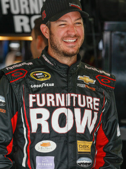 Martin Truex Jr., Furniture Row 雪佛兰车队