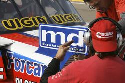 Хуан Мануель Сільва, Catalan Magni Motorsport Ford