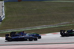 Adderly Fong, Koiranen GP, Ralph Boschung, Jenzer Motorsport und Seb Morris, Status Grand Prix