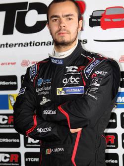 Francisco Mora, SEAT Leon, Veloso Motorsport