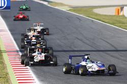 Adderly Fong, Koiranen GP, und Zaid Ashkanani, Campos Racing