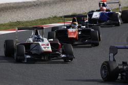 Zaid Ashkanani, Campos Racing, und Artur Janosz, Trident