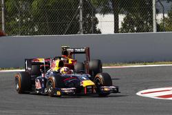 Pierre Gasly, DAMS y Alexander Rossi, Racing Engineering