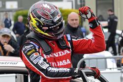Le vainqueur Gordon Shedden, Honda Yuasa Racing