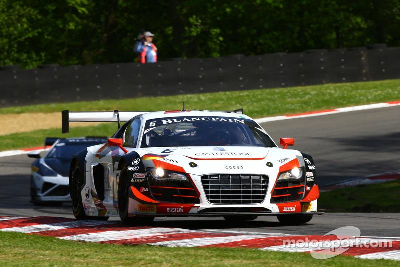 #6 菲尼克斯车队,奥迪R8 LMS: Christopher Haase, Markus Winkelhock