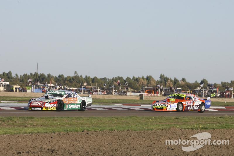 Facundo Ardusso, Trotta Competicion, Dodge, und Jonatan Castellano, Castellano Power Team, Dodge