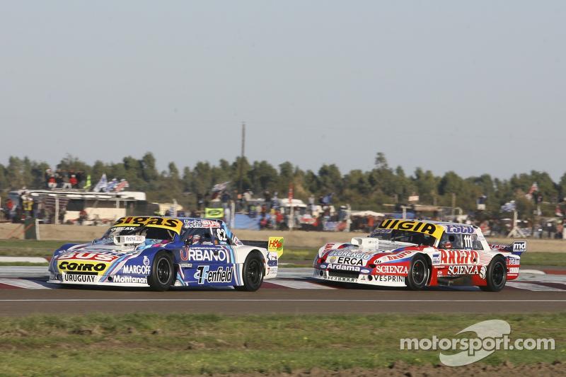 Mauricio Lambiris, Coiro Dole Racing Torino ve Juan Manuel Silva, Catalan Magni Motorsport Ford