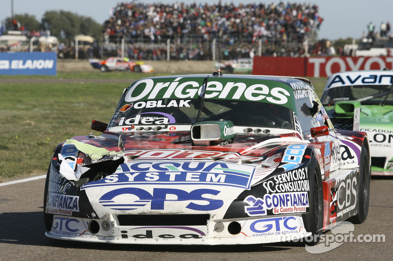 Camilo Echevarria, Coiro Dole Racing, Torino, und Juan de Benedictis, Alifraco Sport, Ford