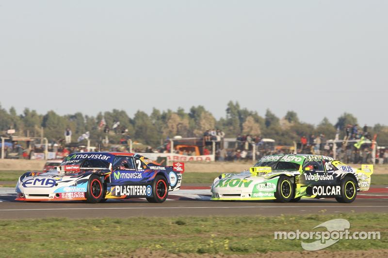 Крістіан Ледесма, Jet Racing Chevrolet та Агустін Канапіно, Jet Racing Chevrolet