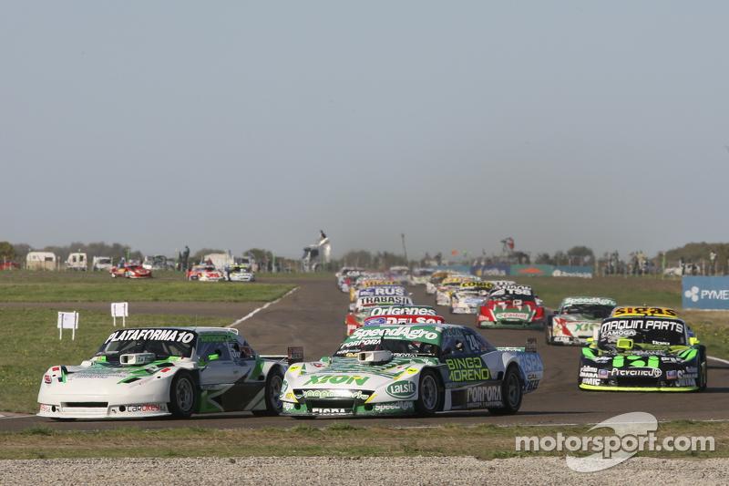 Santiago Mangoni, Laboritto Jrs Torino and Emiliano Spataro, UR Racing Dodge and Mauro Giallombardo,