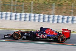 Pierre Gasly, Scuderia Toro Rosso STR10