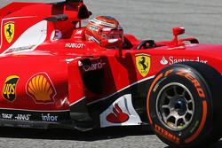 Raffaele Marciello, Ferrari SF15-T Piloto de pruebas