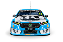 Scott Pye's Winton livery