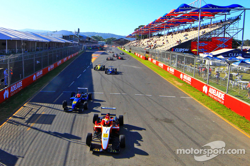 Australische Formel 3: Adelaide