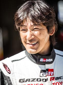 Gazoo Racing, Fotoshooting: Masahiko Kageyama