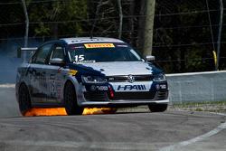 #15 HPA Motorsports Volkswagen Jetta GL1: Jeff Altenburg in trouble