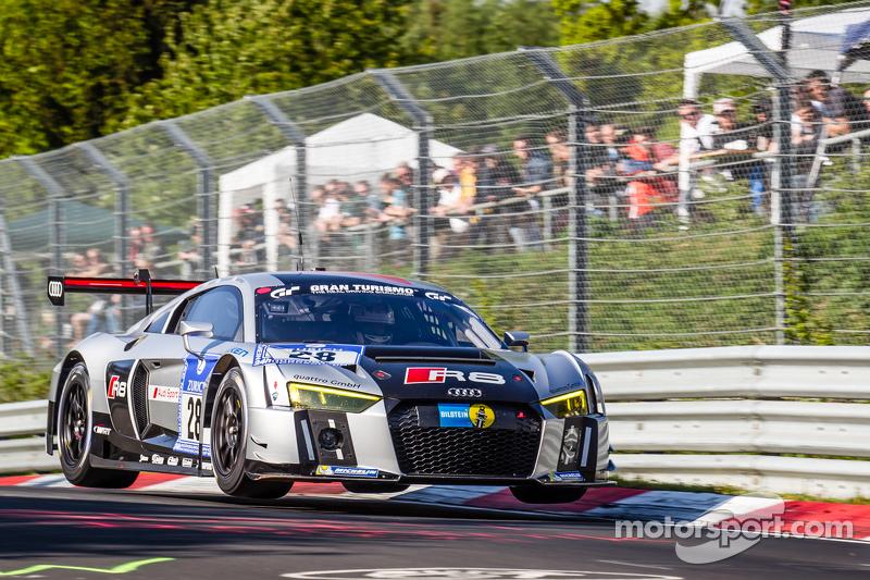 2015: Sieg bei den 24h Nürburgring