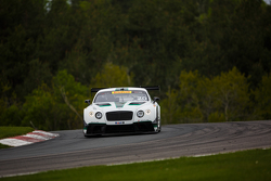 #20 Bentley Team Dyсин Racing Bentley Continental GT3: Butch Leitzinger
