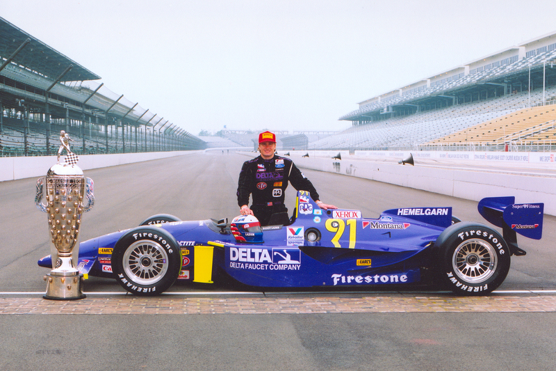 1996 - Buddy Lazier, Reynard/Ford Cosworth