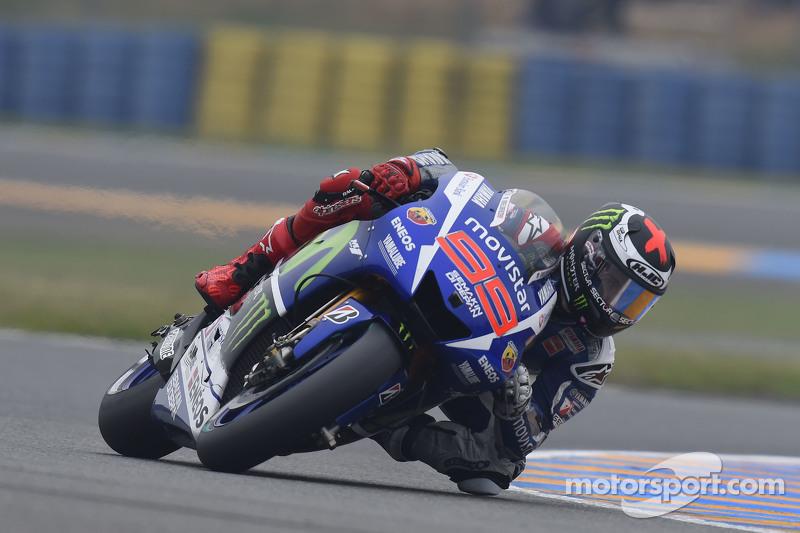 2015 : Jorge Lorenzo (Yamaha YZR-M1)