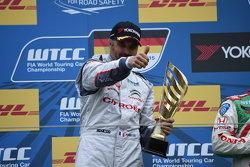 Гонка 2 Переможець Іван Муллер, Citroën C-Elysée WTCC, Citroën World Touring Car team