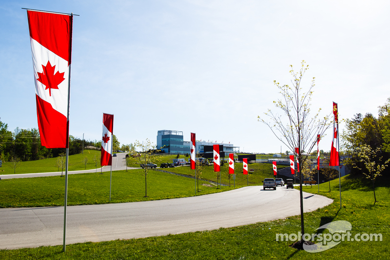 Canadian Tire Motorsport Park, Mosport
