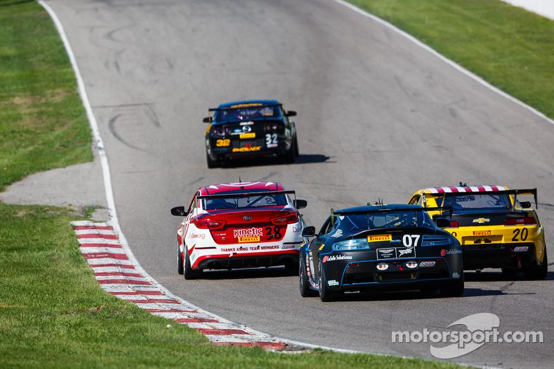 #07 TRG-AMR, Aston Martin Vantage GT4: Kris Wilson