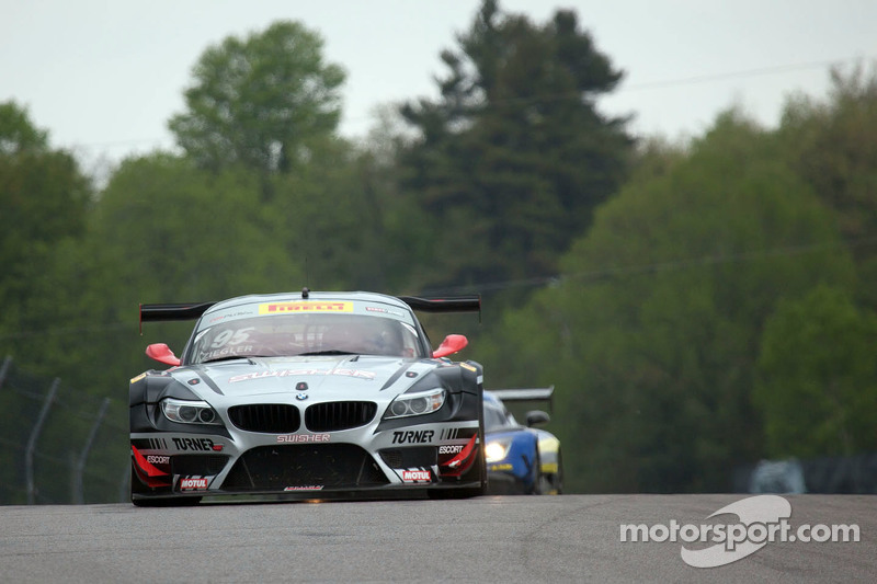 #95 Turner Motorsport, BMW E89 Z4 GT3: Bill Ziegler
