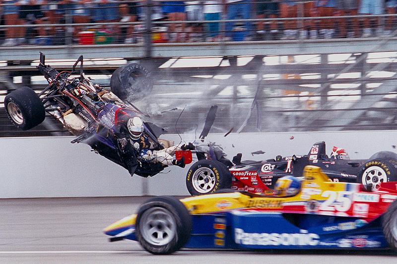1995 en het ongeval van Stan Fox