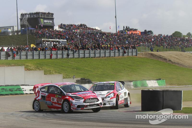 Reinis Nitiss, Ford Olsbergs MSE Fiesta ST Supercar