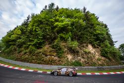 #66 Kurt Ecke Motorsport Porsche 997 GT3 Cup: Sebastian Glaser, Andreas Sczpansky, Steffen Schlichenmeier, Kurt Ecke