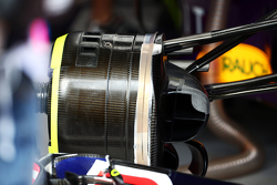 Red Bull Racing RB11 brake detail