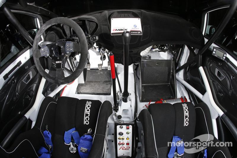 M-Sport Ford WRC, Detail