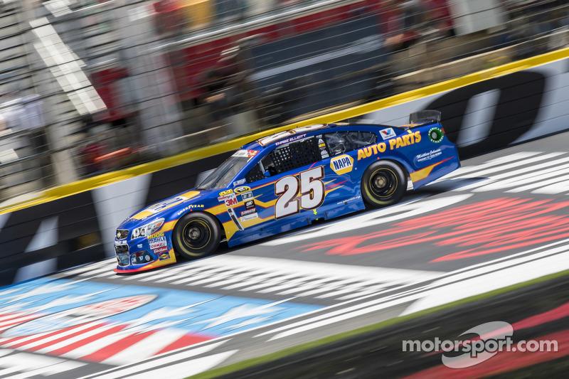 Чейз Елліот, Hendrick Motorsports Chevrolet